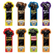 300 Units of Monster Jam Bookmark - Book Accessories