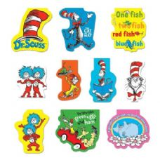 200 Units of Dr Seuss Magnetic Bookmark - Book Accessories