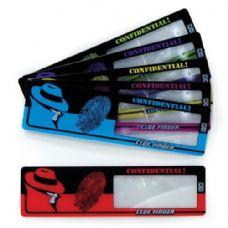 200 Units of Confidential Bookmark