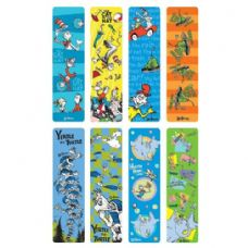 300 Units of Dr. Seuss Bookmark - Book Accessories