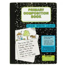 24 Units of Draw, Write, and Learn Composition Book - Notebooks