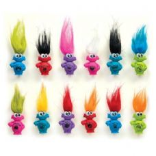 120 Units of Monster Pals Eraser Topper - Pencil Grippers / Toppers