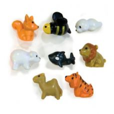 200 Units of Squishy Animal Pencil Topper - Pencil Grippers / Toppers