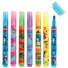 96 Units of Dr Seuss Stick Highlighter - Markers and Highlighters
