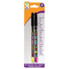 48 Units of Study Buddy Edge Pen and Highlighter Pack - Markers and Highlighters