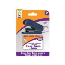 60 Units of Pocket Stapler Staples - Staples and Staplers