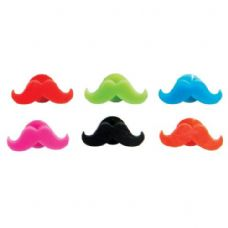 300 Units of Mustache Charm toy - Novelty Toys