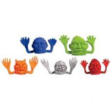 200 Units of Monster Finger Puppet - Balls