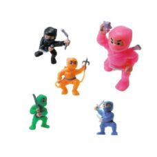 200 Units of Ninja Men Collectible Toy Figure - Novelty Toys