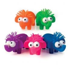 60 Units of Elephant Puffer Ball Squeeze Toy