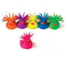 72 Units of Puffer Duck Squeeze Toy - Novelty Toys