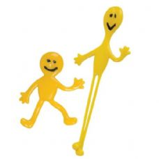 288 Units of Stretchy Smiley Guy Toy - Novelty Toys