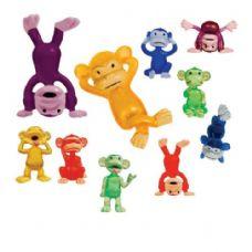 400 Units of Funny Monkeys Figure