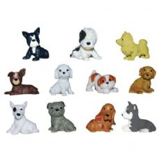 300 Units of Adopt A Puppy Figure - Novelty Toys