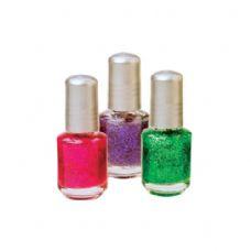 96 Units of Glitter Nail Polish