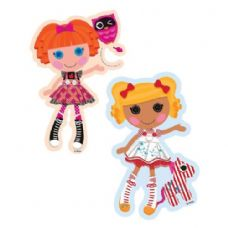 120 Units of Lalaloopsy Sticker Assortment - Stickers