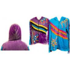 12 Units of Nepal Handmade Cotton Jackets with Hood Design - Womens Sweaters & Cardigan