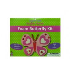 72 Units of Foam Butterfly Kit - Closeouts