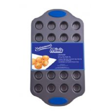 12 Units of Ultimate 24-Cup Mini Muffin Pan - Entenmann's Baking Ware