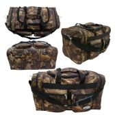 """12 Units of E-Z Tote"""" 20"""" Carry-on Tote Bag real tree and leaves print - Duffle Bags"""