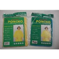 120 Units of Adult light weight PONCHO