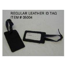 144 Units of regular leather ID tag - ID Holders