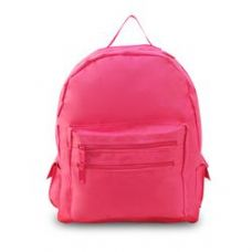 12 Units of Backpack On A Budget - Hot Pink - Backpacks 16""