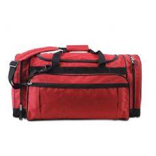 6 Units of Explorer Large Duffel Bag - Red - Duffel Bags