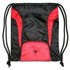 "48 Units of Santa Cruz Drawstring Pack BRD - Backpacks 15"" or Less"