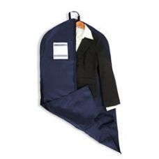 96 Units of Garment Bag - Navy - Bags Of All Types