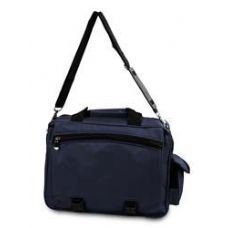 24 Units of Newton Briefcase - Navy - Lunch Bags & Accessories