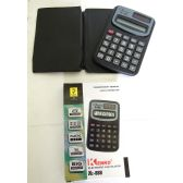 96 Units of Solar powered 8 digit calculator - Calculators