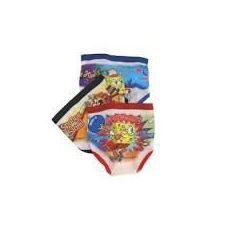 72 Units of Assorted Licensed Boy's character briefs 3 pack - Boys Underwear