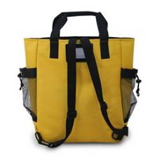 48 Units of Backpack Tote - Yellow - Tote Bags & Slings