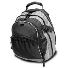 """12 Units of Union Square Backpack - Black/Grey - Backpacks 15"""" or Less"""
