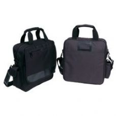 24 Units of Northwestern Top Loading Square Briefcase - Black - Tote Bags & Slings