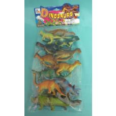 24 Units of Play animal Dinosaurs - Animals & Reptiles