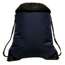 "24 Units of Coast to Coast Drawstring Pack - Navy - Backpacks 15"" or Less"