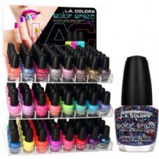 288 Units of LA Colors Craze Nail Polish