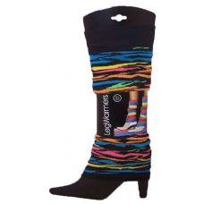 60 Units of Women's Patterned Legwarmers - Arm & Leg Warmers