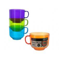 48 Units of soup mug - Closeouts
