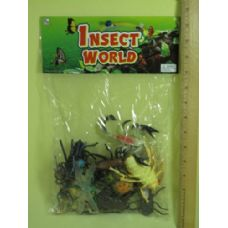 72 Units of ASSORTED INSECT FOR PLAY - Animals & Reptiles