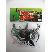 24 Units of ASSORTED INSECT FOR PLAY - Animals & Reptiles