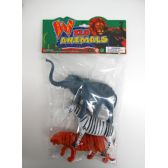 48 Units of ASSORTED WILD ANIMALS - Animals & Reptiles