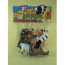 24 Units of ASSORTED FARM ANIMALS - Animals & Reptiles
