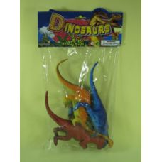 48 Units of ASSORTED DINOSAURS - Animals & Reptiles