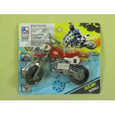 360 Units of MOTORCYCLE FOR PLAY - Cars, Planes, Trains & Bikes
