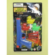 192 Units of PLAY SAFARI ADVENTURE GUN - Toy Weapons