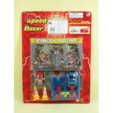 96 Units of HOT SPEED RACER SET FOR PLAY - Cars, Planes, Trains & Bikes