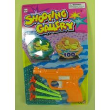 288 Units of SHOOTING GALLERY PLAY SET - Toy Weapons